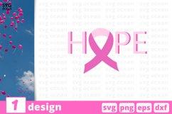 Cancer SVG Bundle | Awareness SVG | Breast Cancer Cut File Product Image 15