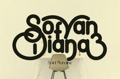 SofyanDiana Bold Monoline Product Image 1