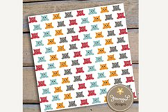 Cat Digital Papers and Clipart SET Product Image 4