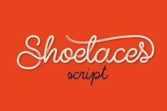 Shoelaces font Product Image 1