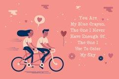 Web Font Love Letters Product Image 2