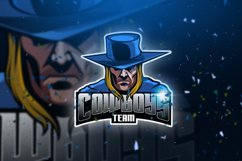 Cowboys - Mascot & Esport Logo Product Image 1