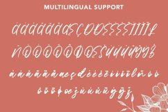 Web Font Lemonfresh - Handwritten Font Product Image 2