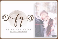 Faradilla - Beautiful Script Product Image 6