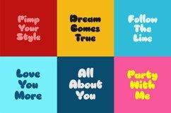 Fun Blob - Funny Kids Font Product Image 5