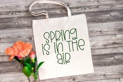 Web Font Simply Spring - A Quirky Hand-Lettered Font Product Image 4