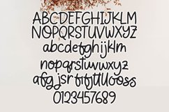 Katterina - Joyful Handlettering Font Product Image 4
