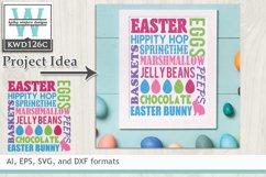 BUNDLED Easter Cutting Files KWDB020 Product Image 6
