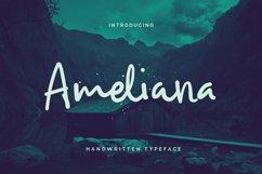 Ameliana Script Product Image 1