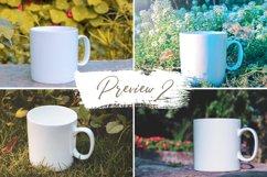 7 Photoshop Mug Mockups and 11 high quality PNG Images Product Image 4
