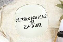Web Font Perfect Moments - A Quirky Handlettered Font Product Image 3