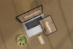 Web Font Gattayu - The Bold Beauty Font Product Image 2