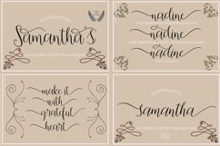 Handwritten Font Bundle Product Image 4