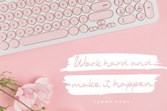 Femme Beauty Display Font Product Image 6