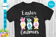 Easter Gnomes Bundle Svg Product Image 4