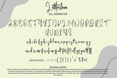 Web Font Letterlove - Handwritten Font Product Image 5