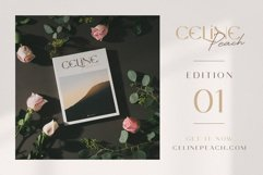 Celine Peach - A Luxury Font Duo Product Image 4