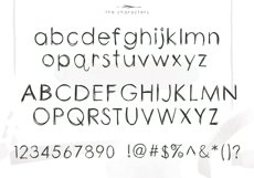 Twigs - A Handwritten Scribble Font Product Image 6