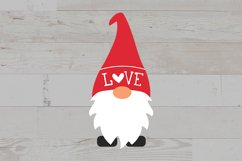 Valentine gnomes, valentines day gnomes sublimation png svg Product Image 2