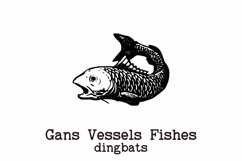 Gans Vessels Fishes Product Image 1