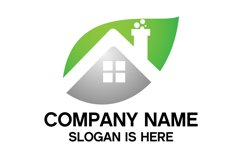 Eco House Logo Design Vector Product Image 5