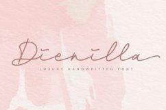 Dienilla -Luxury Handwritten- Product Image 1