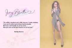 NEW Brooke Smith Script Product Image 2