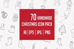 Christmas Icons Pack Product Image 1