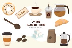 Coffee illustrations Product Image 1