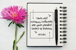 Sambeld Trust-She // Delicious Handwritten Font Product Image 5