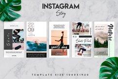 10 unique instagram story templates Product Image 3