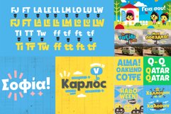 Tobi Greek Cyrillic Product Image 4