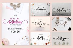THE FABULOUS BUNDLES 5 FOR $5 Product Image 1