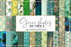 Color Shades BUNDLE digital paper pattern Product Image 5