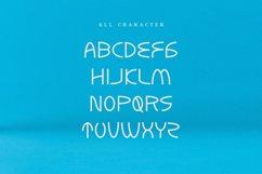 Mixqueen A Display Sans Serif Font Product Image 5