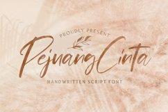 Pejuang Cinta - Handwritten Font Product Image 1