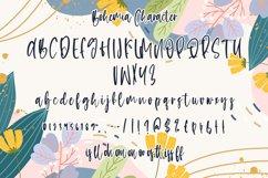Bohemia - Sweet Script Font Product Image 6