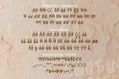 Web Font Sansekerta Font Product Image 5