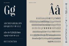 LUNA SOIR - Elegant Typeface Product Image 4