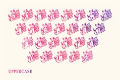 Butterfly Monogram Product Image 5