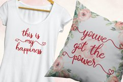 Hey Sweety - Modern Script Font Product Image 5