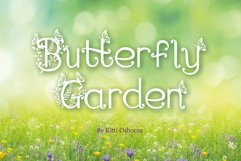 Butterfly Garden Product Image 1