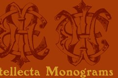 Intellecta Monograms Collection SUPER PACK Product Image 5
