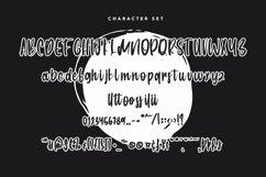 Web Font Winter Kisses - Handwritten Script Font Product Image 4
