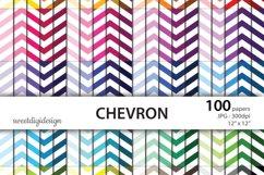 100 color chevron digital background Product Image 1