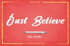 Just Believe Product Image 1