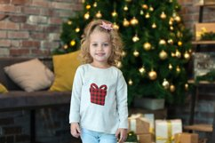 Buffalo plaid Christmas, shapes, sublimations Product Image 5