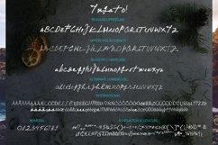Yuqato Handwriting Font Product Image 11