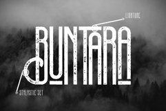 Buntara Typeface Product Image 5
