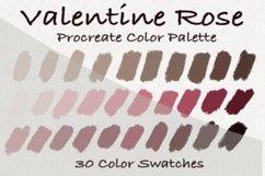 Valentine Rose Color Palettes,Rose Gold Color Product Image 1